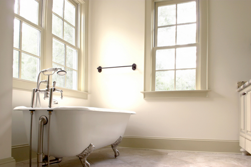 Tubs and Showers plumbing