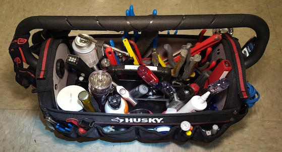 Question for a San Francisco Plumber: What's in Your Toolbox?